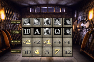 Gladiator Jackpot Mobile Slot Bonus Game