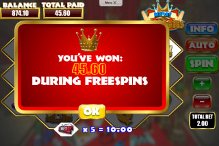 Free spins real cash