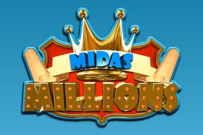 Midas Millions Mobile Slot Logo