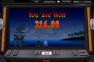 Pirate Radio Mobile Slot Big Win