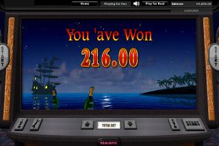 Pirate Radio Mobile Slot Big Win