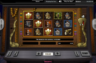Randall's Riches Mobile Slot Bonus