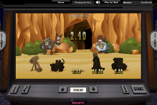 Randall's Riches Mobile Slot Pick Me Bonus