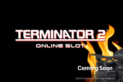 Terminator 2 Slot & Jurassic Park from Microgaming Coming in 2014