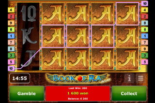 Book of Ra Deluxe Mobile Slot Big Win