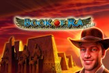 Book of Ra Deluxe Mobile Slot Logo