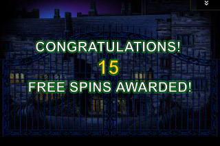 Cluedo Classic Mobile Slot Free Spins Awarded