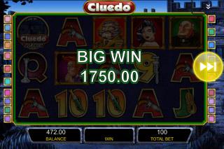 Cluedo Classic Slot Big Win