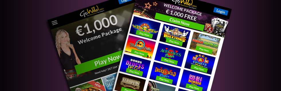 go wild casino reviews