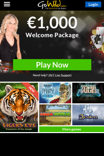 gowild casino download