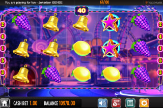 Jokerizer Mobile Slot Screenshot
