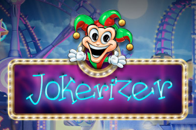 Jokerizer Mobile Slot Logo