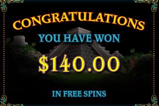 Mayan Princess Mobile Slot Big Win