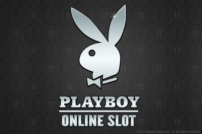 Playboy Mobile Slot Logo