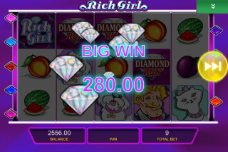 She's A Rich Girl Mobile Slot Big Win
