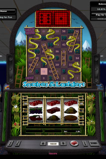 Snakes & Ladders Mobile Slot Win