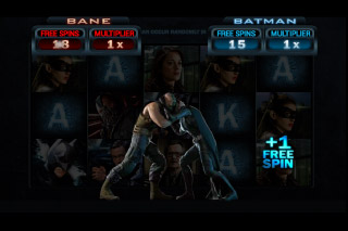 The Dark Knight Rises Mobile Slot Brawl