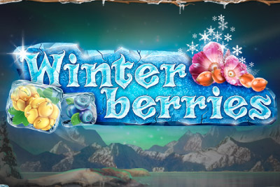 Winterberries Mobile Slot Logo