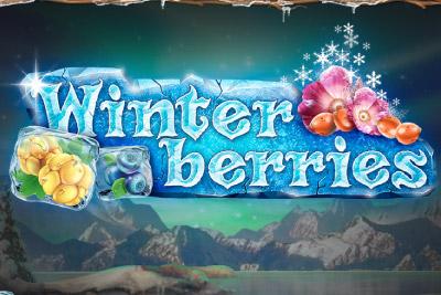 Winterberries Mobile Slot Logo