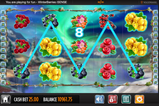 Winterberries Mobile Slot Win