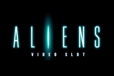 Aliens Touch Mobile Slot Logo