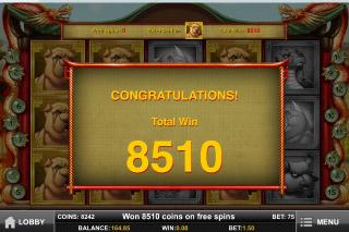 Chinese New Year Slot Big Win