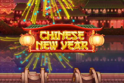 Chinese New Year Mobile Slot Logo
