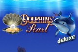 Dolphin's Pearl Deluxe Mobile Slot Logo