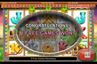 Dragon Drop Mobile Slot Free Spins