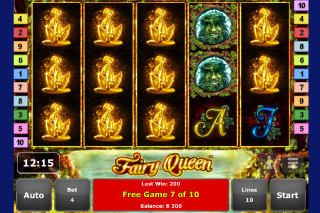 Fairy Queen Mobile Slot Free Games