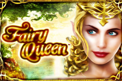Fairy Queen Mobile Slot Logo