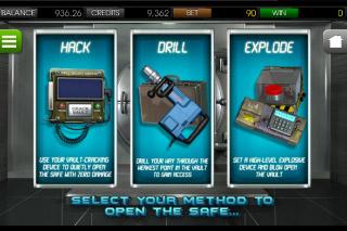 Heist Mobile Slot Click Me
