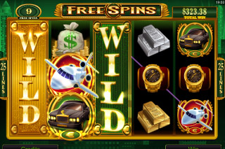 High Society Mobile Slot Free Spins