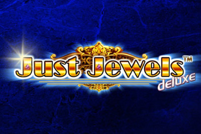 Just Jewels Deluxe Mobile Slot Logo