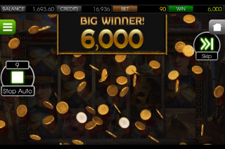 Lost Mobile Slot Big Win