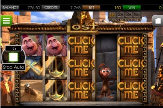 Lost Mobile Slot Click Me Bonus