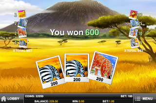 Photo Safari Mobile Slot Pick Me