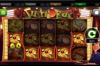 Sushi Bar Mobile Slot Win