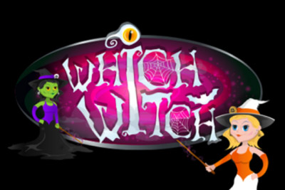 Which Witch Mobile Slot Logo