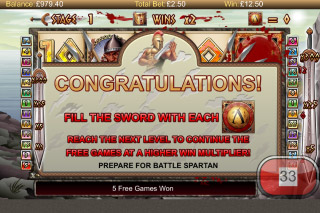 300 Shields Mobile Slot Free Games