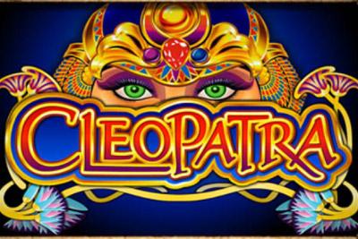 Cleopatra Mobile Slot Logo