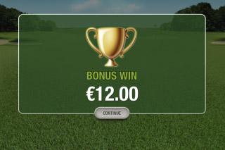 Golden Tour Mobile Slot Bonus Game Win