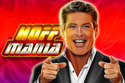 Hoffmania Mobile Slot Logo