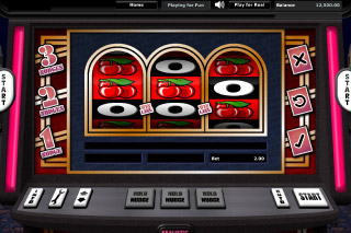 Jackpot Cherries Mobile Slot Screenshot