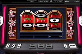 Jackpot Cherries Mobile Slot Screenshot