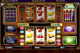 Jackpot Jester 50,000 Mobile Slot Screenshot