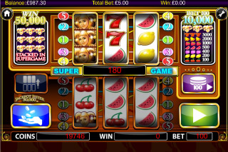 Jackpot Jester 50,000 Mobile Slot Stacked Wilds