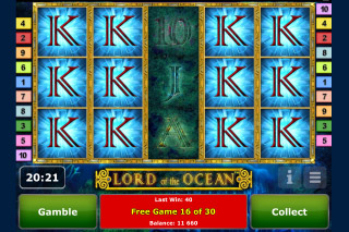 Lord of the Ocean Mobile Slot Free Games