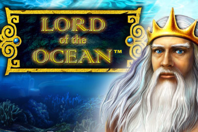 Lord of the Ocean Mobile Slot Logo