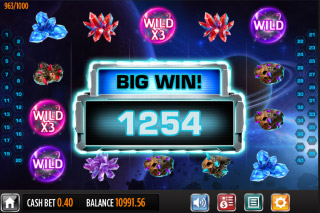 Robotnik Mobile Slot Big Win